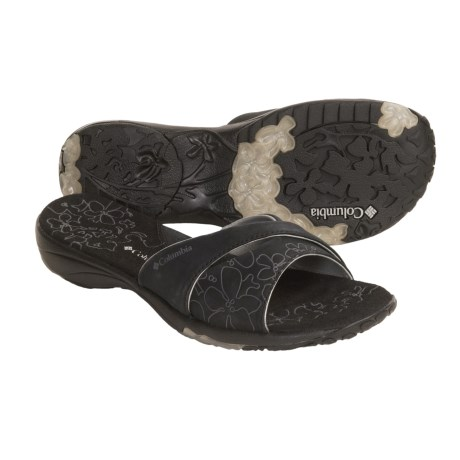 Columbia Sportswear Gretta II Slides - Leather (For Women)