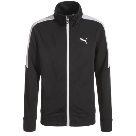 Puma Full-Zip Track Jacket (For Boys)