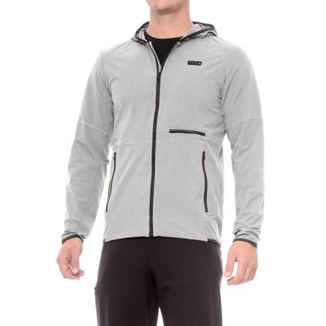 Mountain Hardwear Speedstone Hooded Jacket - UPF 50 (For Men)
