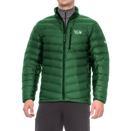 Mountain Hardwear StretchDown Q.Shield® Jacket - 750 Fill Power (For Men)