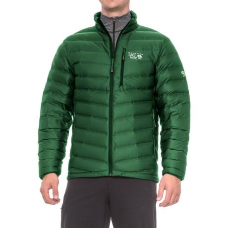 Mountain Hardwear StretchDown Q.Shield® Jacket - 750 Fill Power (For Men)