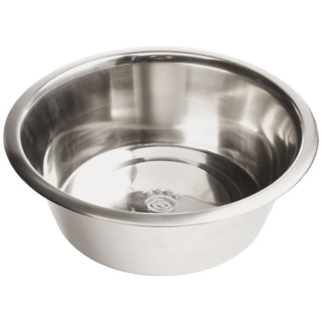 PetRageous Barbados Stainless Steel Bowl - 5 qt.