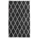 """Madison Home Iconic Home Patterned Shag Rug - 27x45"""""""