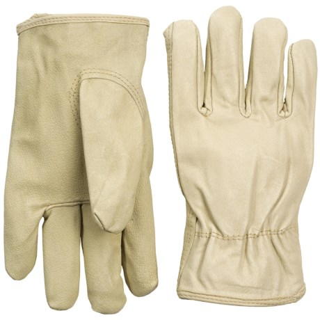 Cordova Grain Pigskin Thermacore® Lined Driving Gloves - Insulated (For Men and Women)
