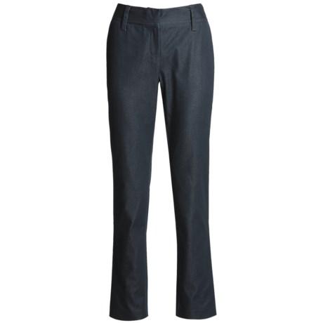 Audrey Talbott Hans Pants - Cotton, Straight Leg (For Women)