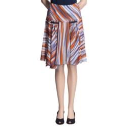 Audrey Talbott Lindsy Skirt - Cotton-Silk (For Women)