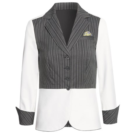 Audrey Talbott Audrey Jacket - Contrast (For Women)