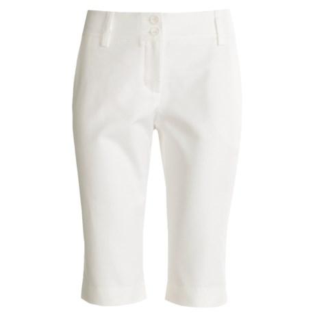 Audrey Talbott Hanky Walking Shorts - Cotton (For Women)