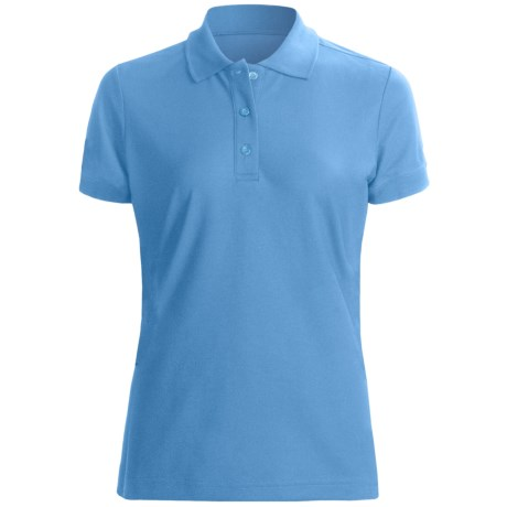 Craft Sportswear Off the Field Polo Shirt - Short Sleeve (For Women)