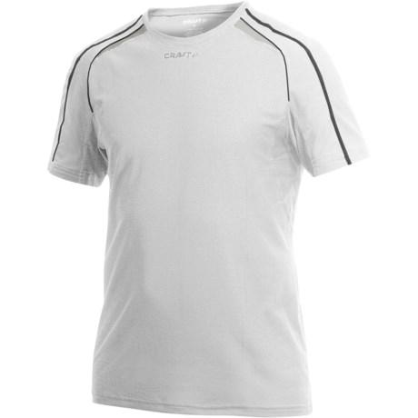 Craft Sportswear High-Performance Run T-Shirt - Short Sleeve (For Men)