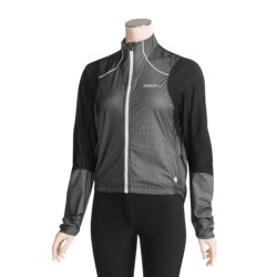 Craft Sportswear Elite Bike Jacket - Windstopper® (For Women)