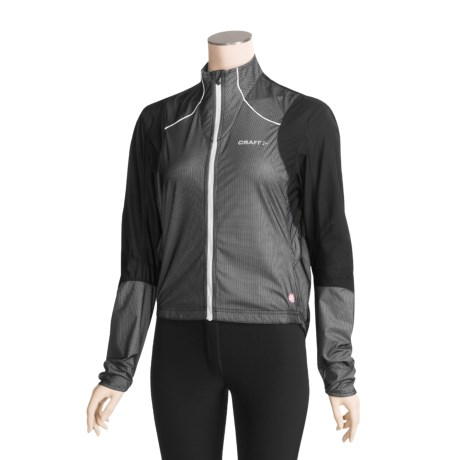 Craft Sportswear Elite Bike Jacket - Windstopper® (For Women)