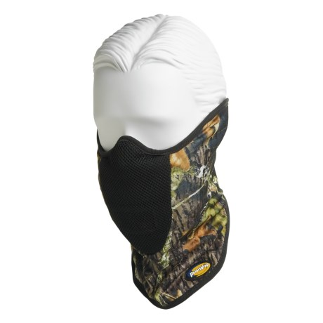 Polarwrap Exchanger II Camo Face Mask (For Men and Women)