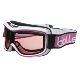 Bolle Monarch Snowsport Goggles - Modulator Photochromic Lens