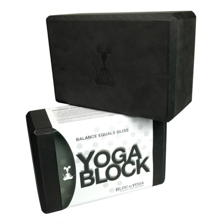 YogaRat Foam Yoga Blocks - 2-Pack