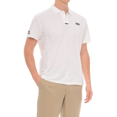 Helly Hansen Pier Polo Shirt - UPF 40, Short Sleeve (For Men)