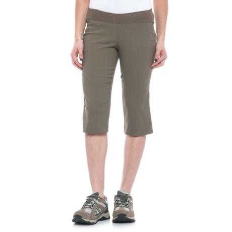 Sierra Designs Stretch Trail Capris (For Women)