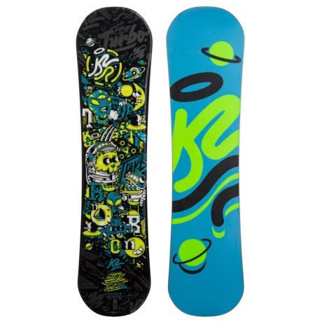 K2 Mini Turbo Snowboard (For Little and Big Kids)