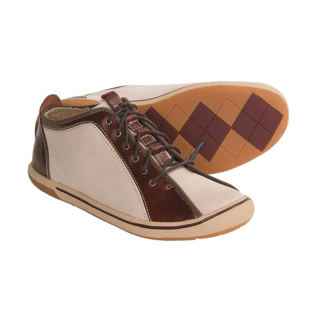 Hush Puppies Kickturn Shoes - Leather (For Men)