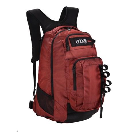 Eno Mission Skate Backpack - Laptop Sleeve