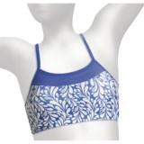 Moving Comfort Alexis Sports Bra - A/B Cups, Print (For Women)