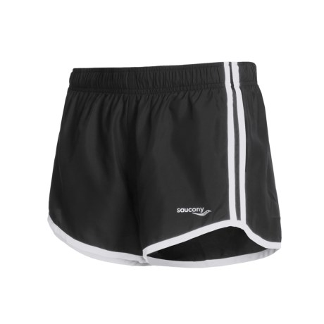Saucony P.E. Revival Shorts (For Women)