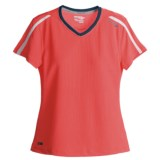 Saucony P.E. Revival Shirt - UPF 40-50+, Short Sleeve (For Women)