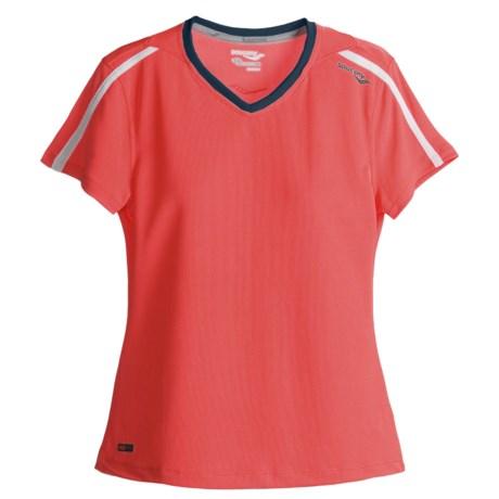Saucony P.E. Revival Shirt - UPF 40-50+, Short Sleeve (For Women)