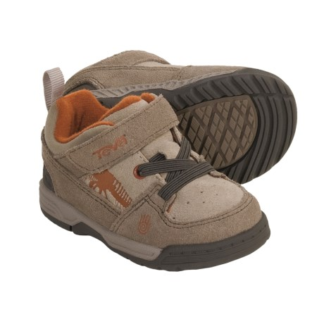 Teva B-1 Suede Shoes (For Infants)