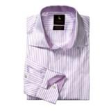 Tailorbyrd Track Stripe Sport Shirt - Pima Cotton, Long Sleeve (For Men)