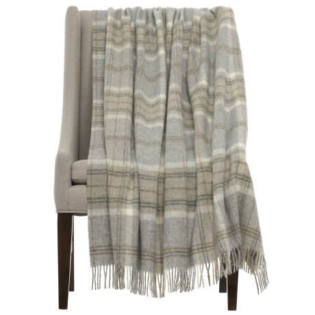 Abraham Moon & Sons Bronte by Moon Aysgarth Throw Blanket