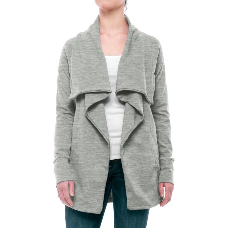 Specially made Open-Front Cardigan Sweater (For Women)