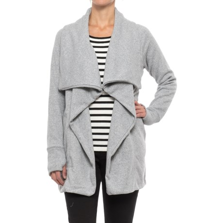 Specially made Open-Front Sweater Jacket (For Women)