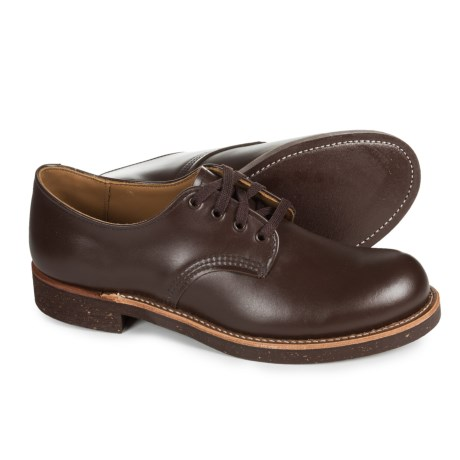 Red Wing Heritage Foreman Oxford Shoes - Leather, Factory Seconds (For Men)