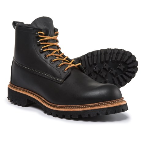 """Red Wing Shoes Red Wing Heritage Ice Cutter Boots - Leather, 6"""", Factory Seconds (For Men)"""