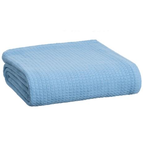 Melange Home Cross-Stitch Blanket - King