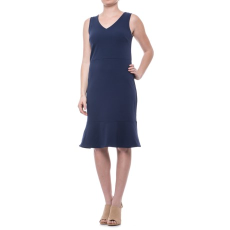 Specially made A-Line Dress - Sleeveless (For Women)