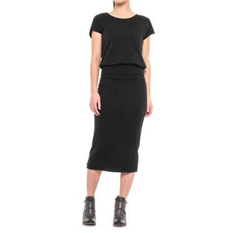 Specially made Dolman Dress - Short Sleeve (For Women)