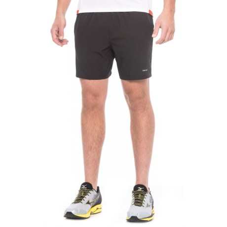 "Hind Woven Stretch Shorts - 7"", Built-In Brief (For Men)"