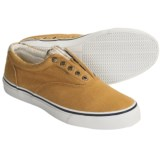 Sperry Top-Sider Striper Canvas Shoes - Laceless (For Men)