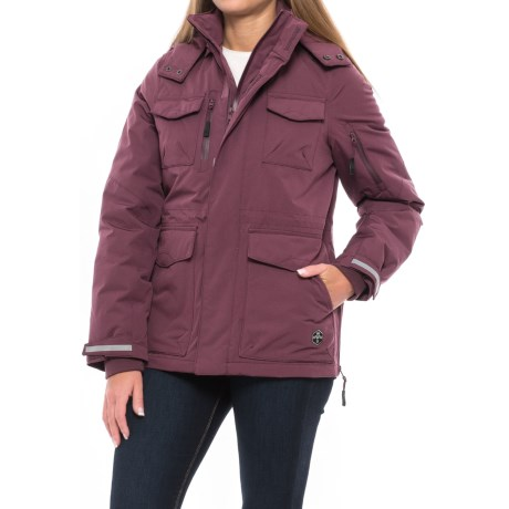 Khombu Water-Resistant Down Parka (For Women)