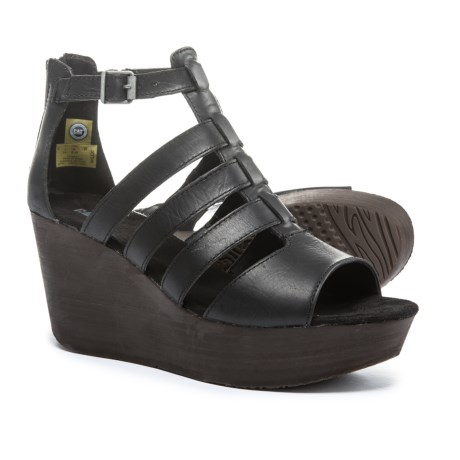 Caterpillar Westwood Wedge Sandals - Leather (For Women)