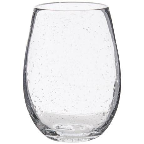 Artland Iris Stemless Glass - 20 fl.oz.