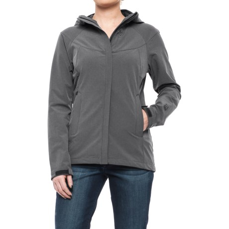 Sierra Designs All Season Soft Shell Jacket (For Women)