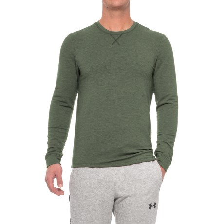 32 Degrees Faux-Cashmere Lounge Shirt - Long Sleeve (For Men)