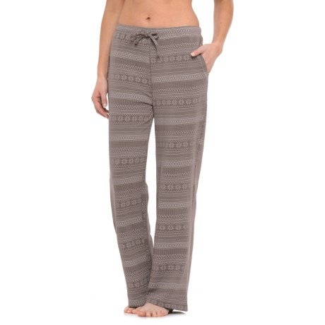 32 Degrees Brushed Lounge Pants (For Women)