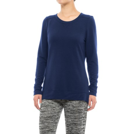 32 Degrees Midweight Sweatshirt (For Women)