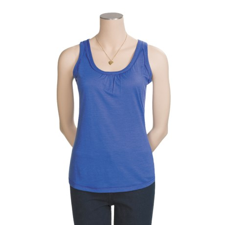 Icebreaker Superfine 150 Retreat Tank Top - Merino Wool (For Women)