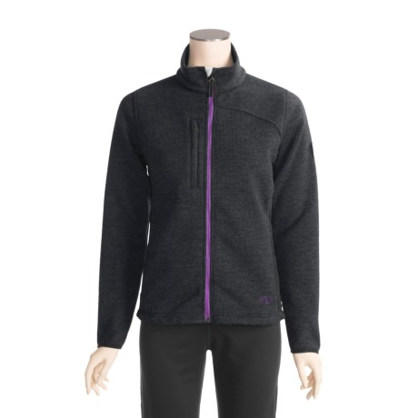 Marker Storm Fleece Jacket (For Women)