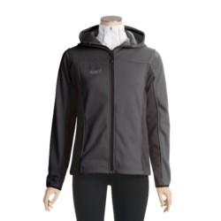 Marker Athena Fleece Jacket - Windstopper®, Hooded (For Women)